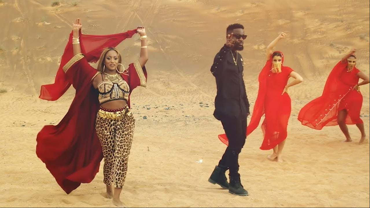 cuppy feat sarkodie