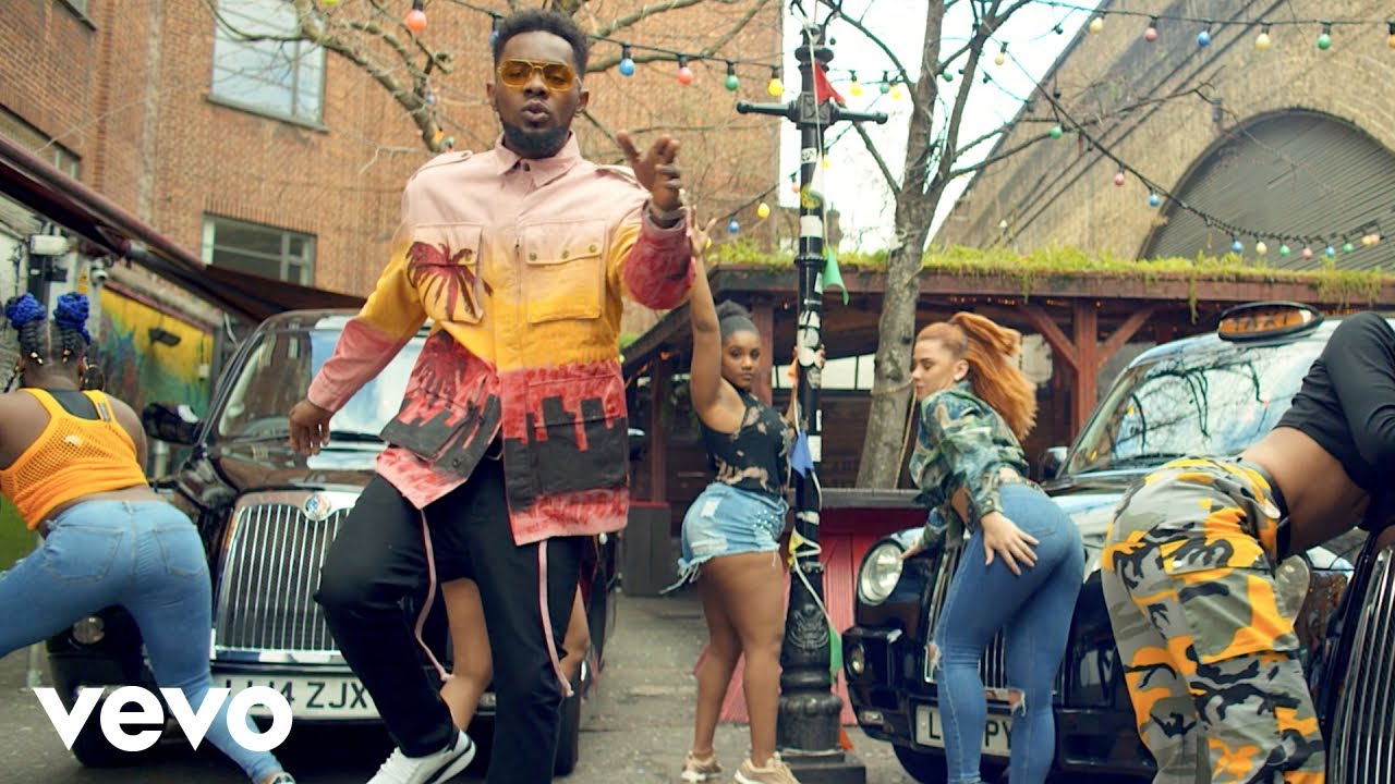 official video-Patoranking-suh different