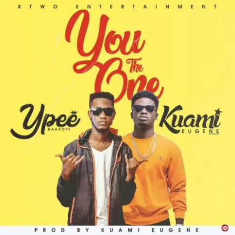 Ypee Feat. Kuami Eugene-You The One [Prod. By Kuami Eugene]