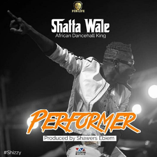 shtta-wale-performer