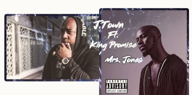 J. Town – Mrs Jones Ft. King Promise
