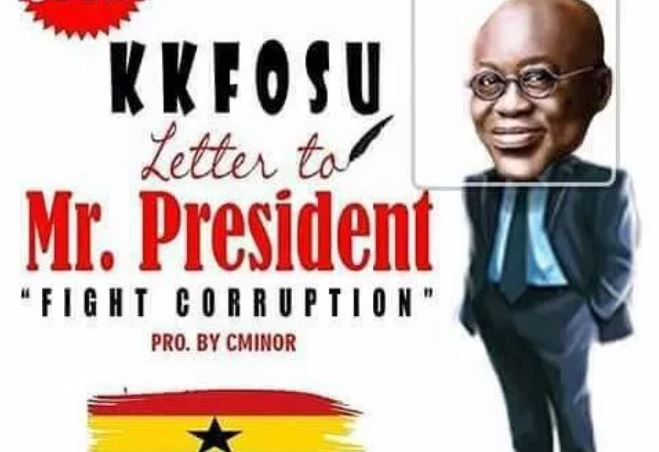 K.K. Fosu – Letter To Mr. President