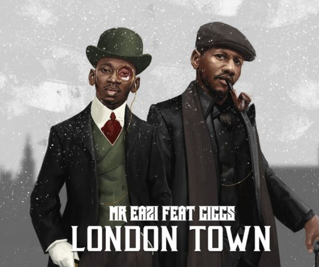 Mr. Eazi – London Town Ft. Giggs