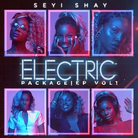Seyi Shay ft DJ Spinall , Vision DJ & King Promise – All I Ever Wanted