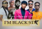 Edem x Yaa Pono x Kidi x Kuami Eugene x Fancy Gadam x Adina x Feli Nuna – I'M Black Star