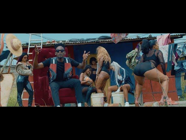[Official Video] Mr. Eazi - Overload Ft. Slimcase & Mr. Real