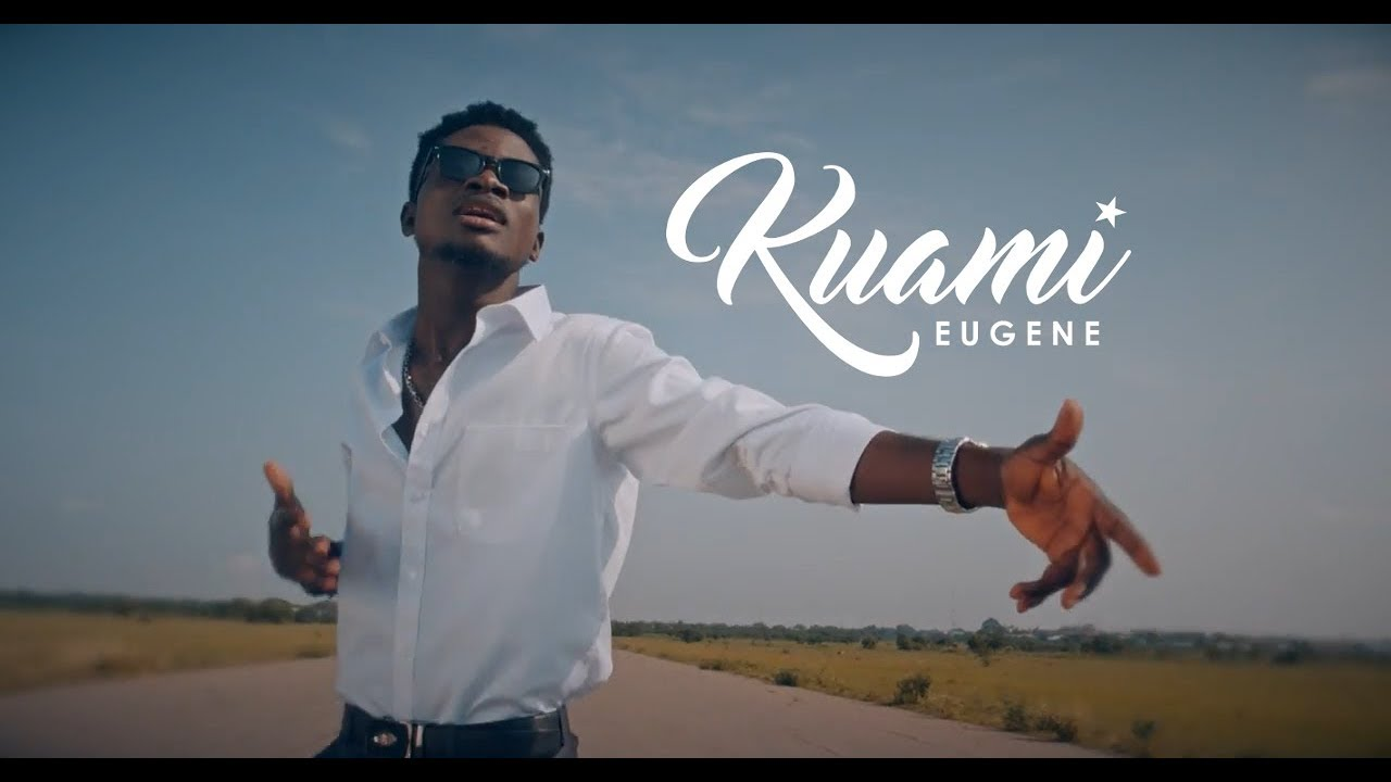 [Official Video] Kuami Eugene - Wish Me Well