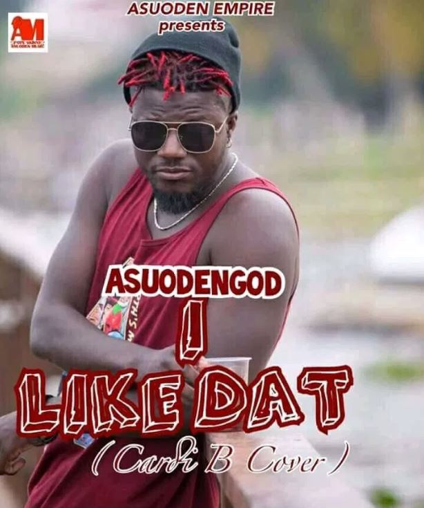 AsuodenGod (Pope Skinny) – I Like Dat (Cardi B cover) (Mixed by AsuodenGod)