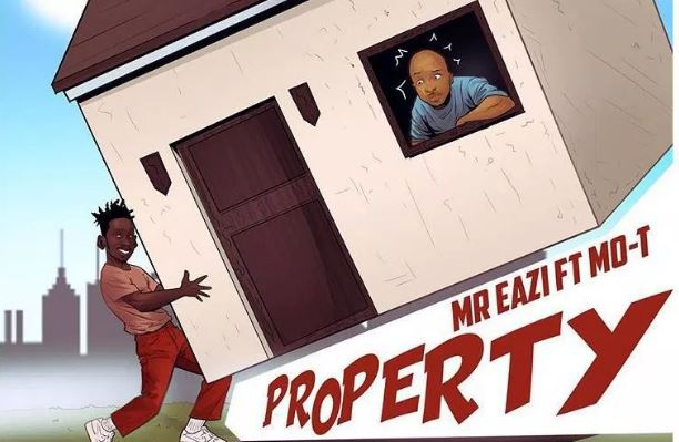 [Audio + Video] Mr Eazi Ft. Mo-T – Property