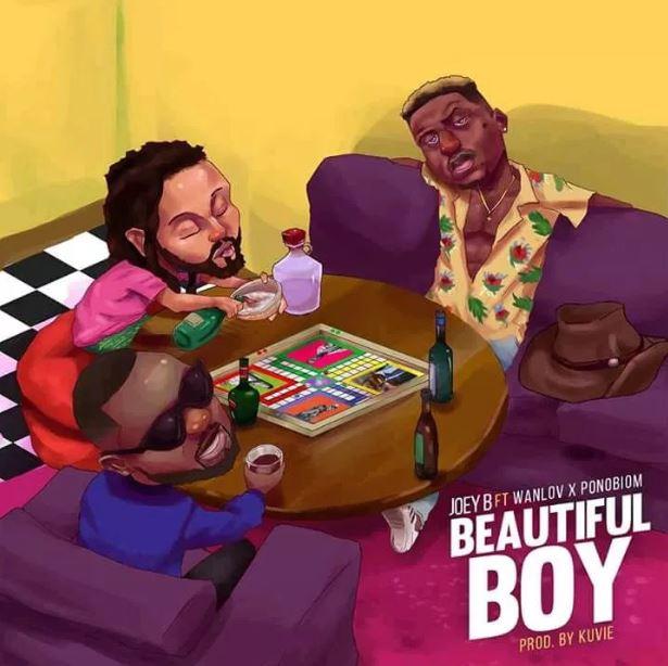 Joey B – Beautiful Boy Ft. Wanlov x Yaa Pono (Prod. By Kuvie)