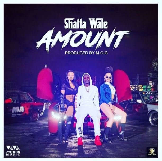 Shatta Wale – Amount (Prod. By MOG Beatz)