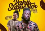 Wisa Greid – Kakii Supporter Ft. Luther (Prod. By Chapter Beatz)