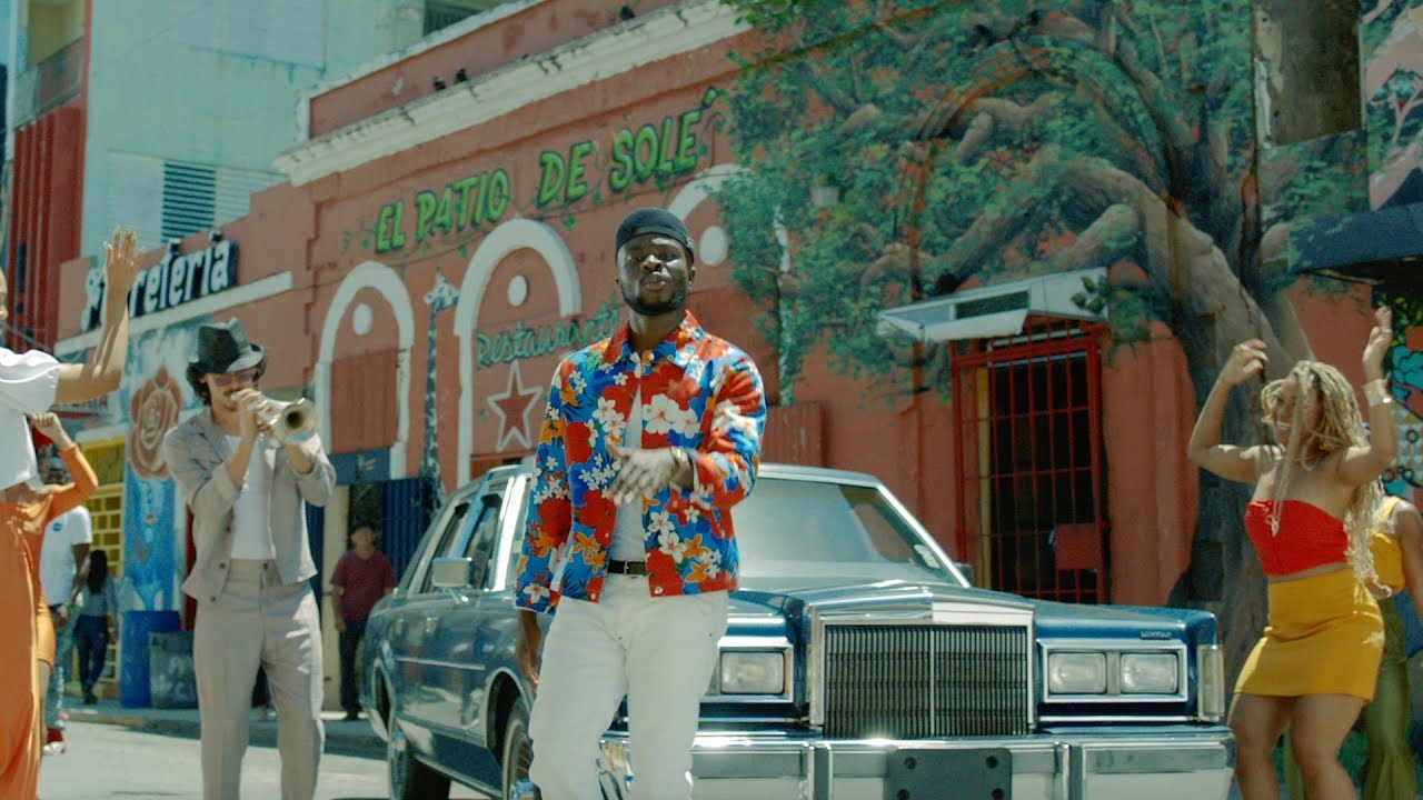 [Official Music Video] Fuse ODG - Island