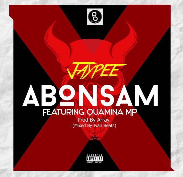 Jay Pee Ft Quamina Mp _Abonsam (Prod. By Array)(Mixed By Ivan Beatz)