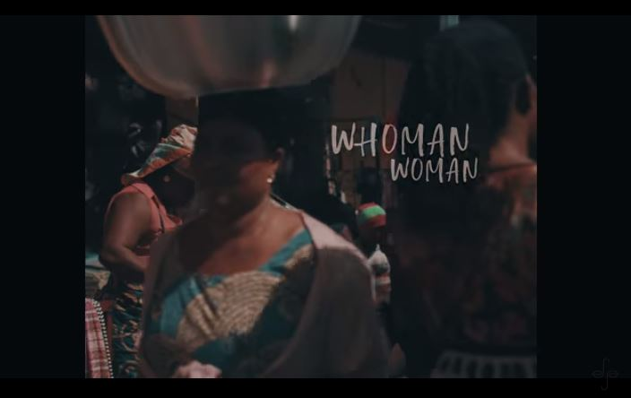 [Official Video] Efya - Whoman Woman