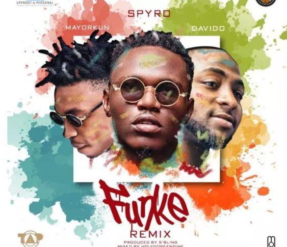 Spyro – Funke (Remix) Ft. Davido x Mayorkun