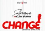 Strongman Ft. Kumi Guitar – Change (Prod. By KC Betaz)