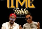 Ykee Benda – Time Table Ft. Reekado Banks