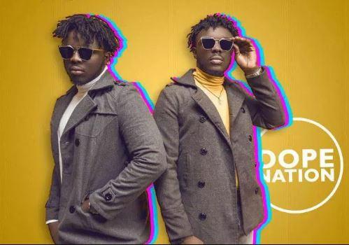 Dope Nation – Medi Wo (Prod. By B2)