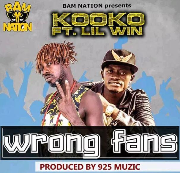 Kooko ft. Lil Win – Wrong Fans (Prod. By 925 Muzic)