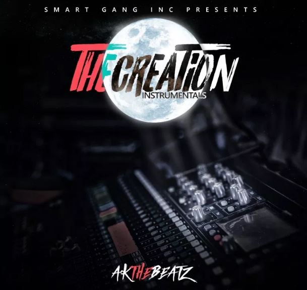 AkTheBeatz – The Creation Instrumental (Full Album)