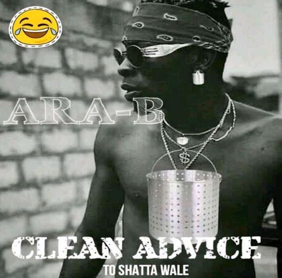 Ara-B – Clean Advice To Shatta Wale (Prod By Bingy Blaze)