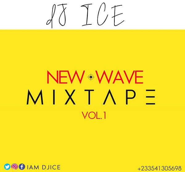 DJ Ice - New Wave Mixtape Vol.1_