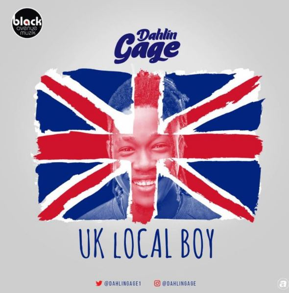 Dahlin Gage – UK Local Boy
