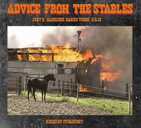 Joey B ft. Sarkodie x Darko Vibes x RJZ – Advice From Stables