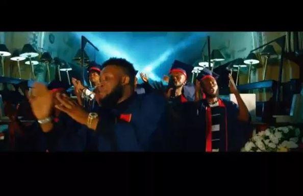 Official Video-Chinko Ekun – Able God Ft. Lil Kesh & Zlatan
