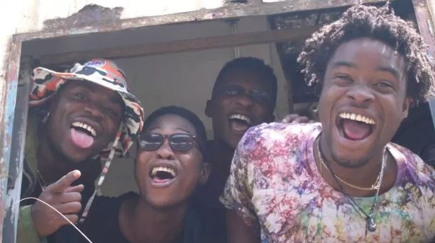 Official Video-La Meme Gang – Stone Island Ft. Darkovibes x RJZ x Kiddblack