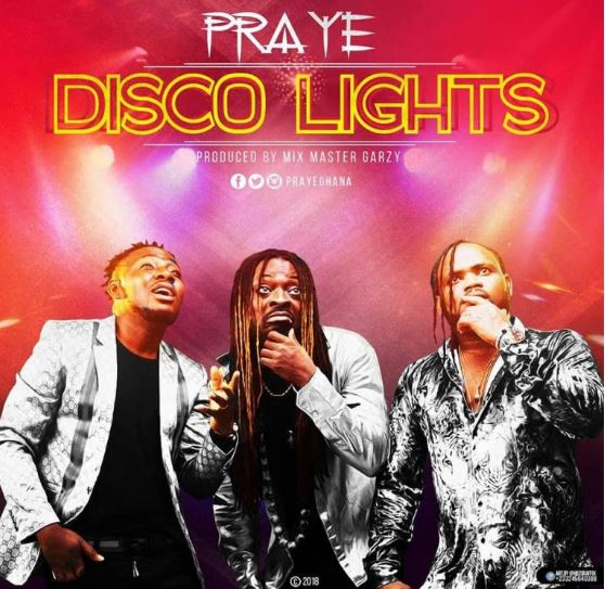 Praye – Disco Lights (Prod By Masta Garzy)