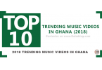 Top 10 Trending Music Videos in Ghana (October)