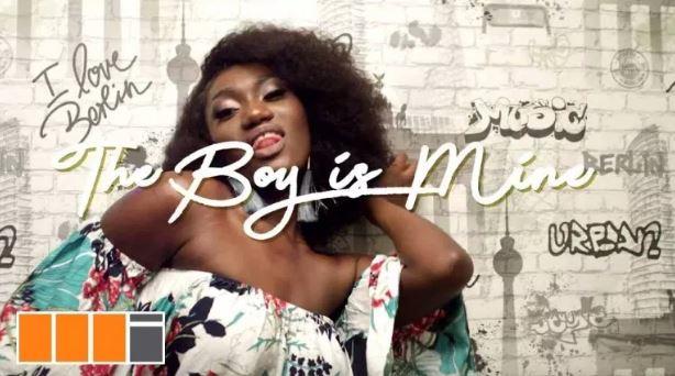 Wendy Shay – The Boy Is Mine ft. Eno Barony (Prod. By MOG Beatz)