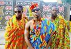 Download MP3: Flowking Stone – Lady Gaga Ft Kunta Kinte x Okyeame Kwame (Prod by TubhaniMuzik)