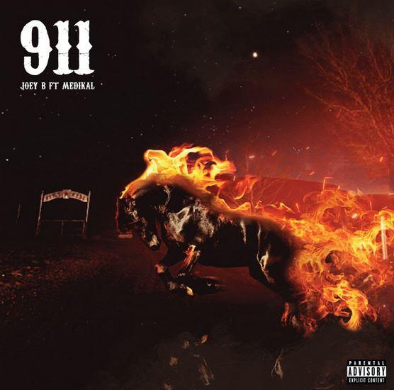 Joey B – 911 Ft. Medikal (Prod. by Kuvie)