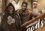 Download MP3: Amerado – gods Ft Kuami Eugene & Koo Ntakra (Prod by MicBunerz Music)