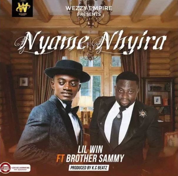 Download MP3: Lil Win – Nyame Nhyira Ft Brother Sammy (Prod. By KC Beatz)