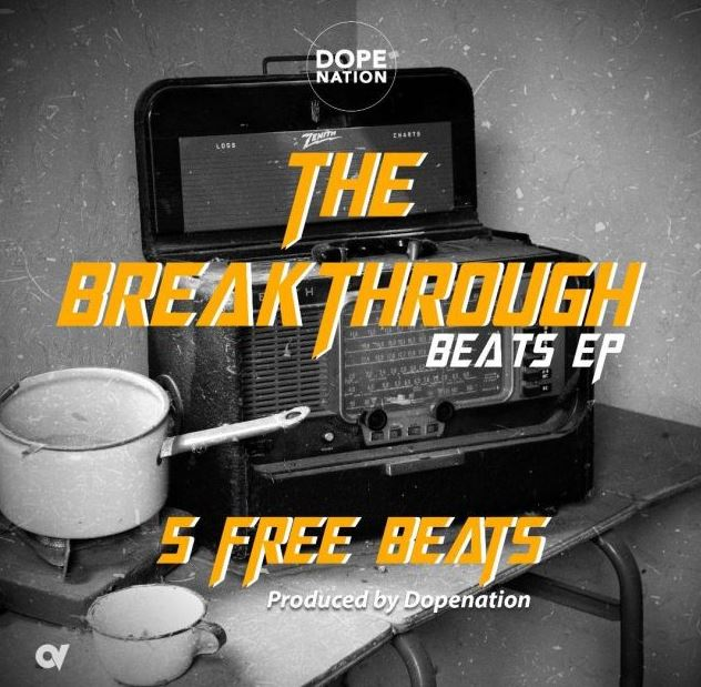Download MP3: DopeNation – The Breakthrough Ep (Free Beats)