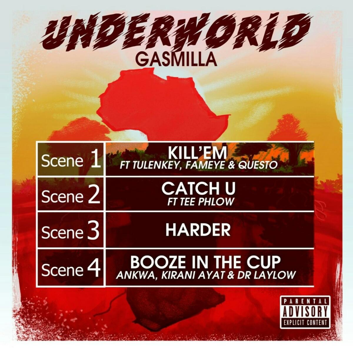 Download MP3: Gasmilla – Catch U Ft. TeePhlow