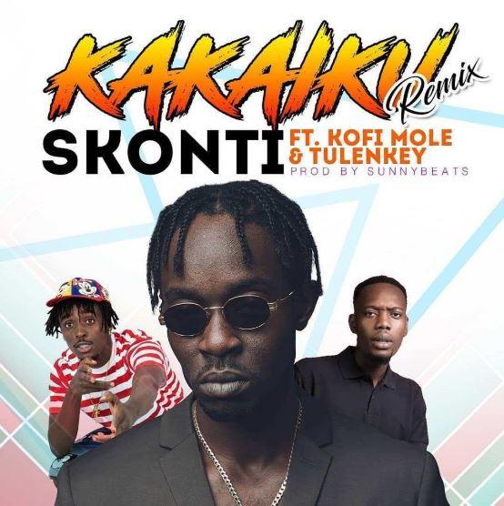 Download MP3: Skonti – Kakaiku (Remix) Ft. Kofi Mole x Tulenkey (Prod by Sunny Beatz)