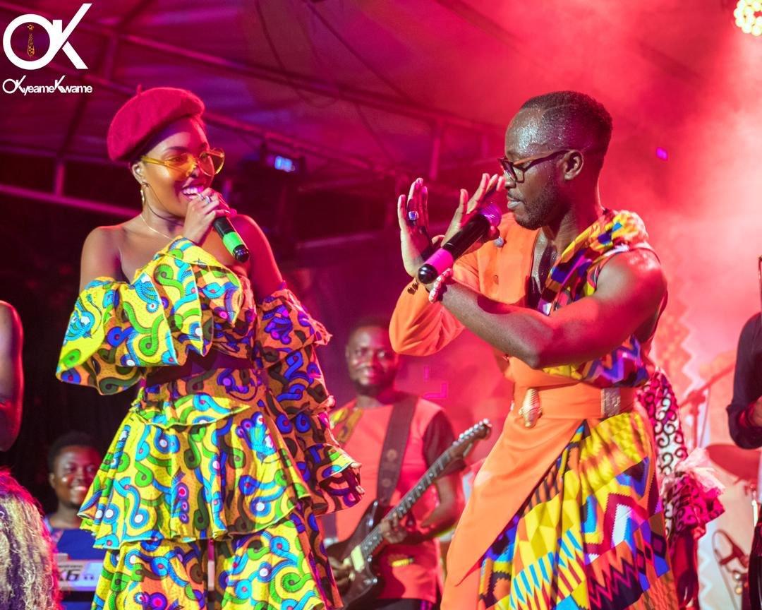 Download MP3: Okyeame Kwame - Melo Wo Ft. Feli Nuna