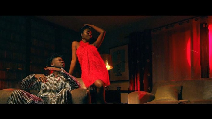 Download MP3: Official Video: Mr Eazi Ft Simi – Doyin