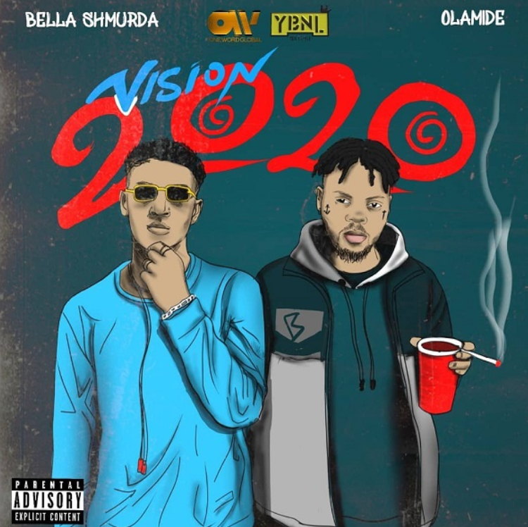 Bella Shmurda – Vision2020 (Remix) Ft Olamide mp3 download