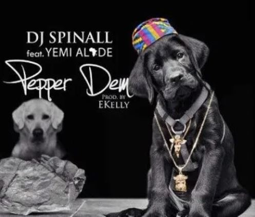 DJ Spinall – Pepe Dem Ft Yemi Alade mp3 download