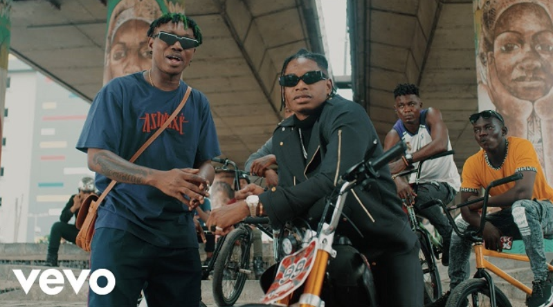 Download Video-Lil Kesh – Nkan Be Ft Mayorkun