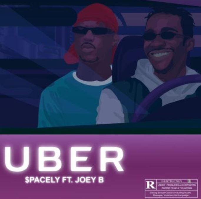 $pacely – Uber Ft Joey B mp3 download (Prod by Kuvie)