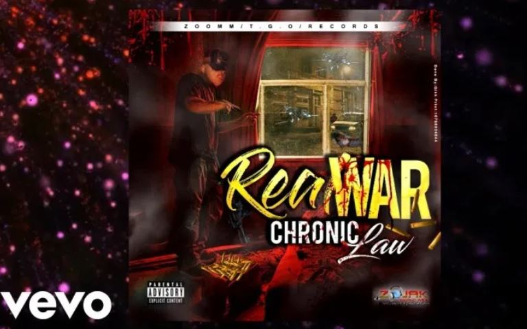 Chronic Law – Real War mp3 download