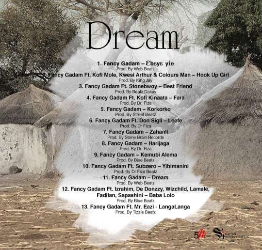Fancy Gadam - Dream Album Download