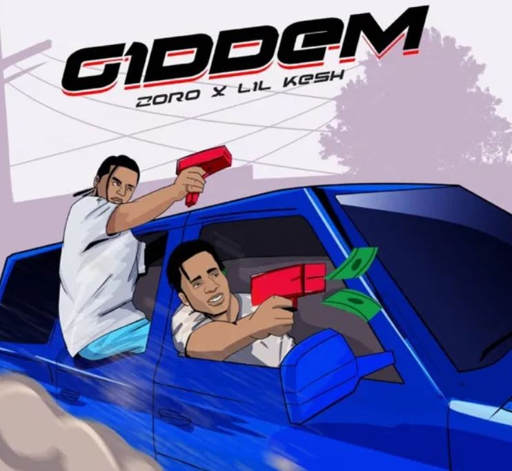 Zoro – Giddem Ft Lil Kesh mp3 download